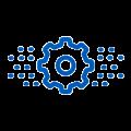 programmatic gears icon