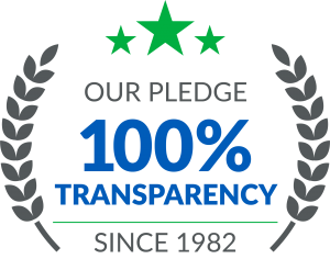 Harmelin Media 100% transparency pledge