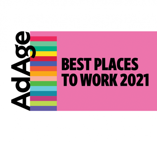 AdAge Best Places to Work 2021