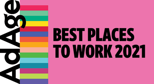 Ad Age Best Places to Work 2021