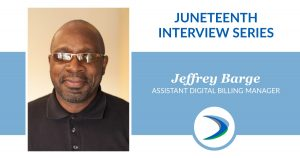 Juneteenth Interview Series: Jeffrey Barge