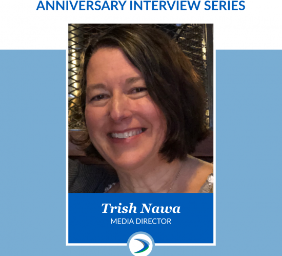 Trish Nawa, Media Director