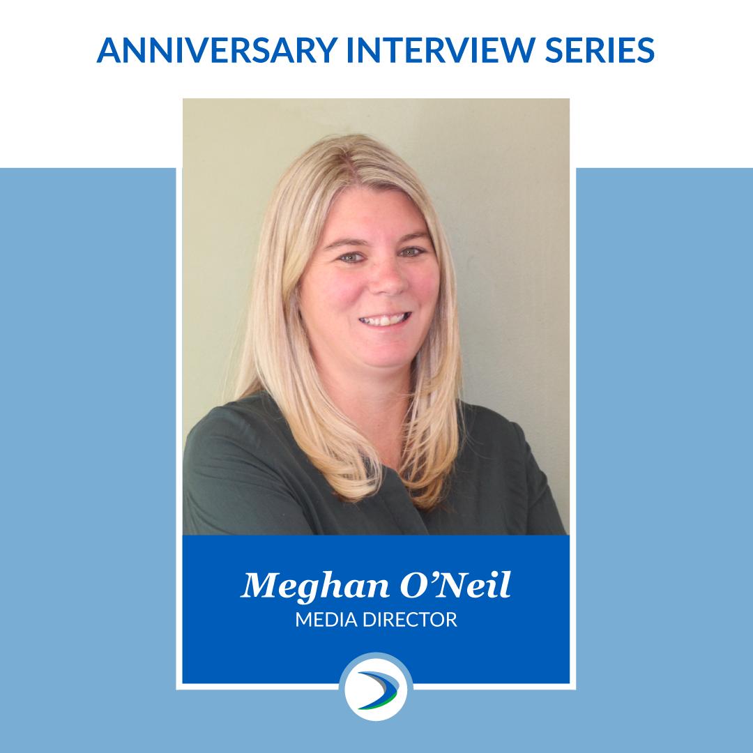 Meghan O'Neil, Media Director